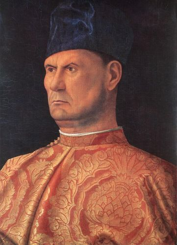 Portrait of a Condottiero