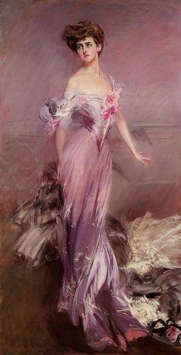 Portrait of Mrs. Howard-Johnston