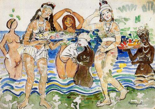 Sea Maidens