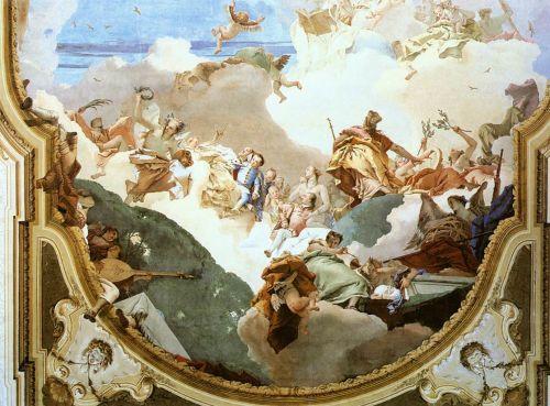 The Apotheosis of the Pisani Family (detail) 2