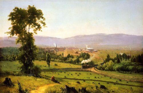 The Lackaanna Valley