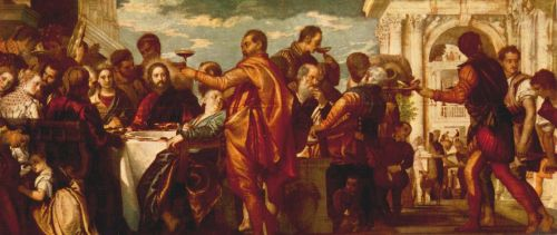 The Marriage at Cana 1