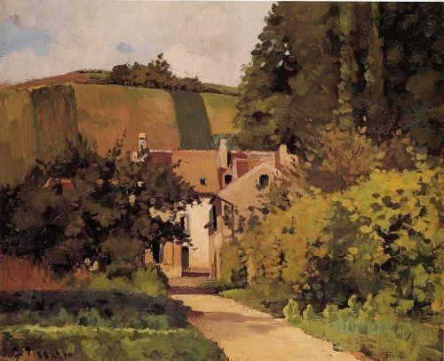 Village Street, Pontoise