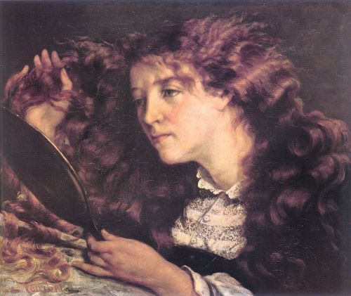 Portrait of Jo, the Beautiful Irish Girl