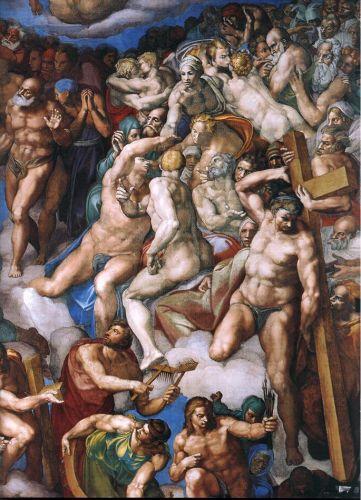 Last Judgment (Detail) 20