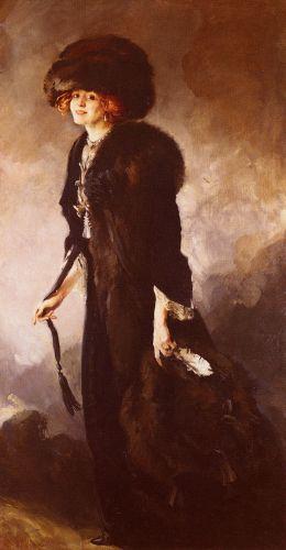 A Portrait Of Ruby Miller