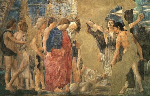 Death of Adam (detail) 2