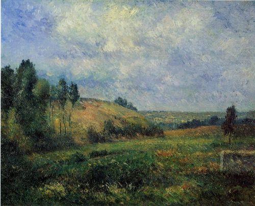Landscape, near Pontoise
