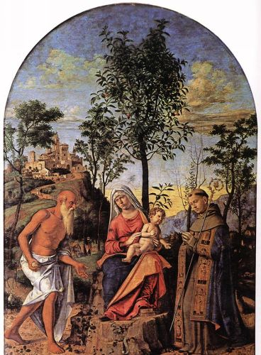 Madonna of the Orange Tree