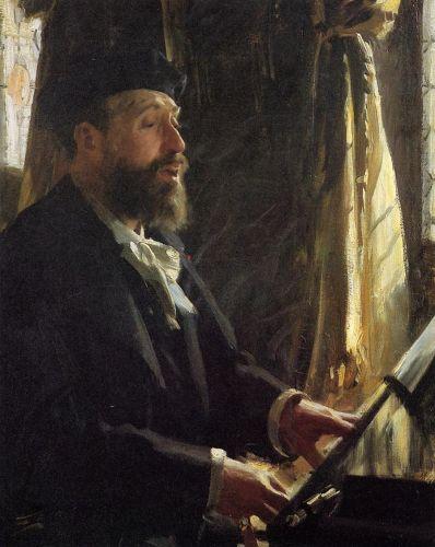 Portrait of Jean-Baptiste Faure