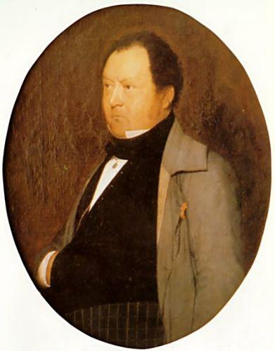 Portrait of M. Leblond