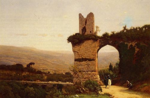 Rome, the Appian Way