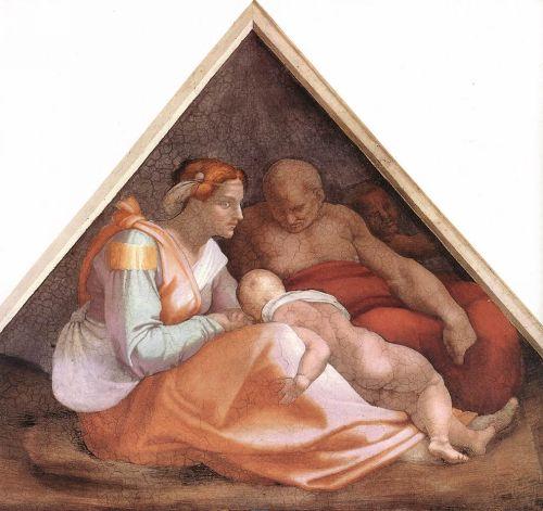 Ancestors of Christ Figures 1