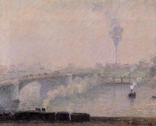 Rouen, Fog Effect