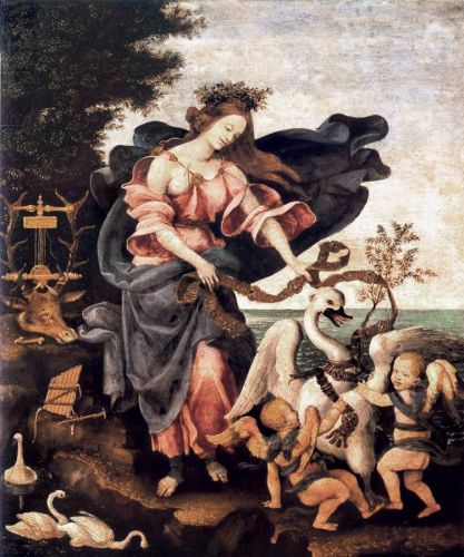 Allegory of Music or Erato