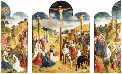 Calvary Triptych