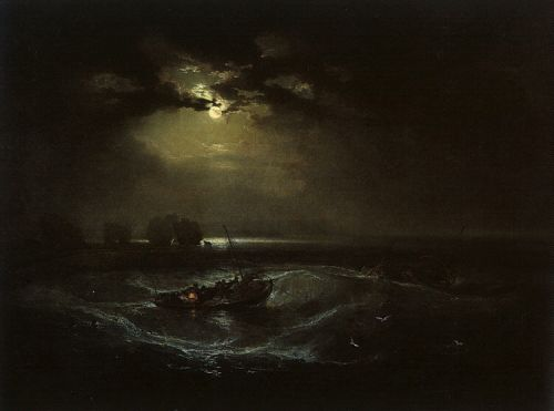 Fishermen at Sea (The Cholmeley Sea Piece)