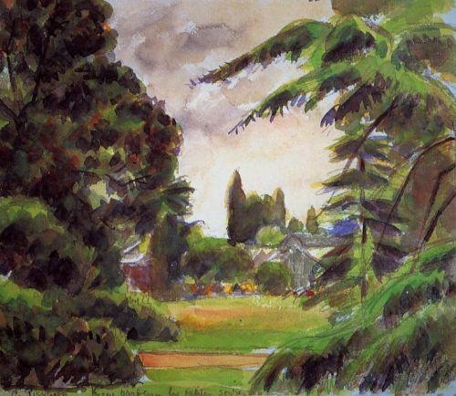 Kew Gardens, the Little Greenhouse