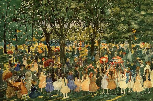 May Day, Central Park 3