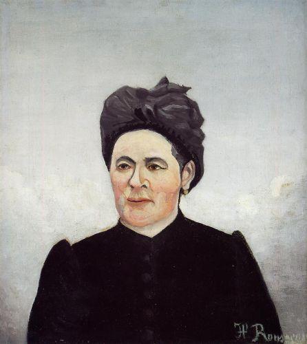Portrait of a Woman 3