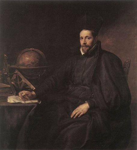Portrait of Father Jean-Charles della Faille