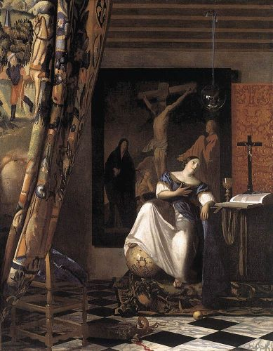 The Allegory of the Faith