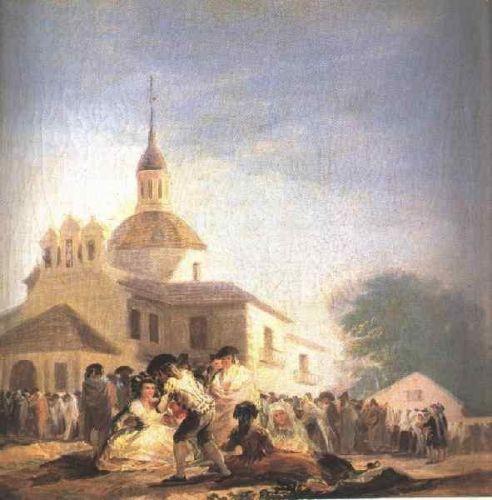 The Hermitage of San Isidro