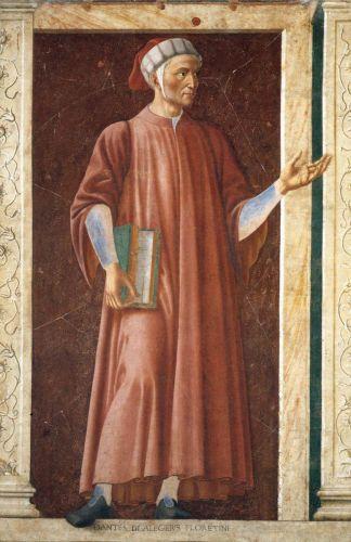 Famous Persons - Dante Alighieri