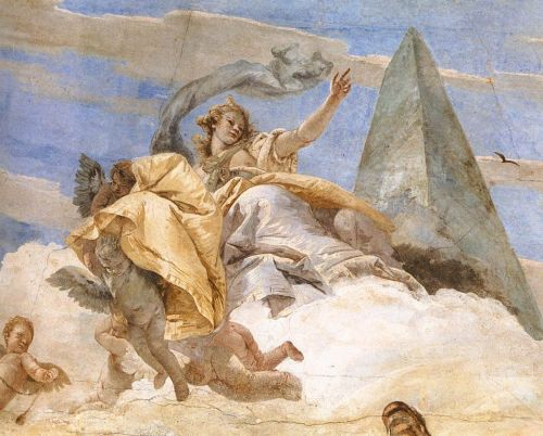 Bellerophon on Pegasus (detail) 2