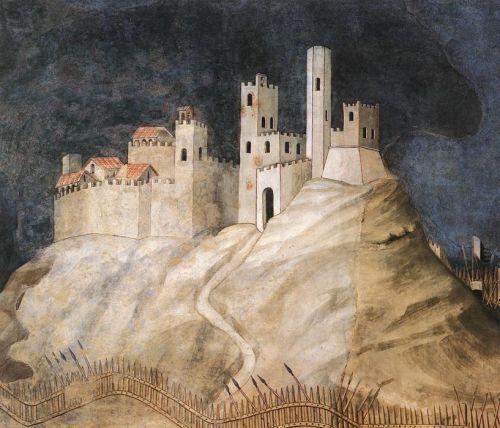 Guidoriccio da Fogliano (detail) 2