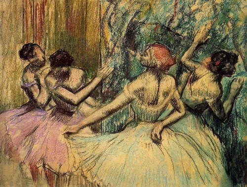Dancers in the Wings
