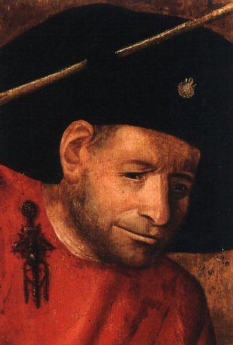 Head of a Halberdier