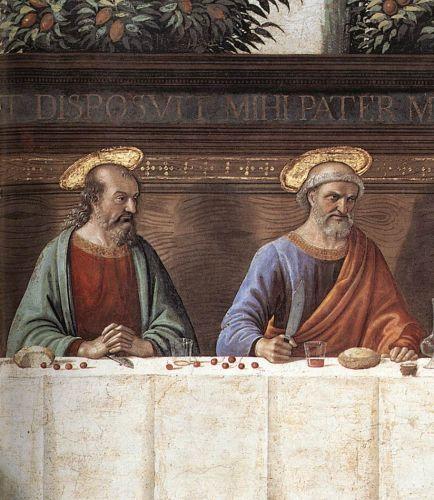 Last Supper 3 (detail) 1
