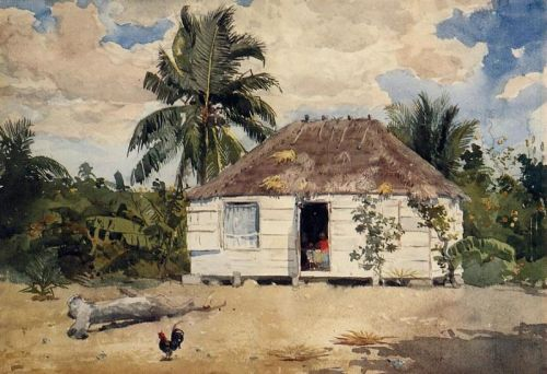 Native Huts, Nassau