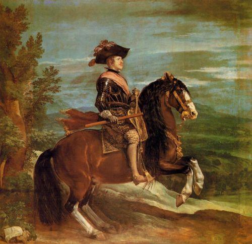 Philip IV on Horseback