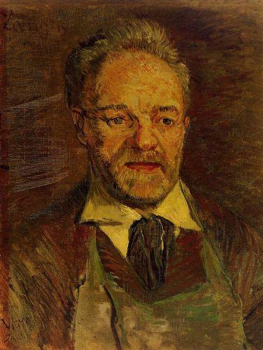 Portrait of P