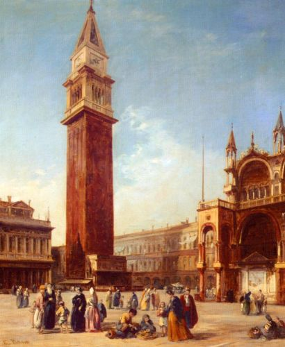 The Campanile, St. Marks Square