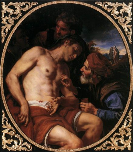 The Good Samaritane