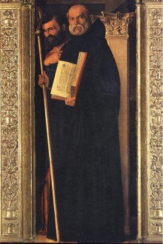 Frari Triptych (detail) 3