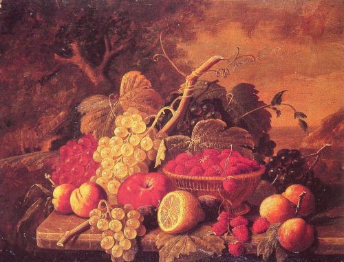 Still Life with Fruit 1