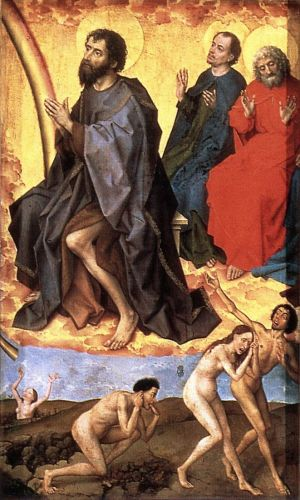 The Last Judgment (Detail) 13