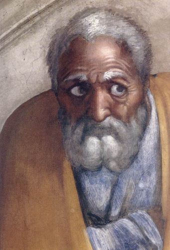 Ancestors of Christ - Jacob - Joseph (Detail) 1