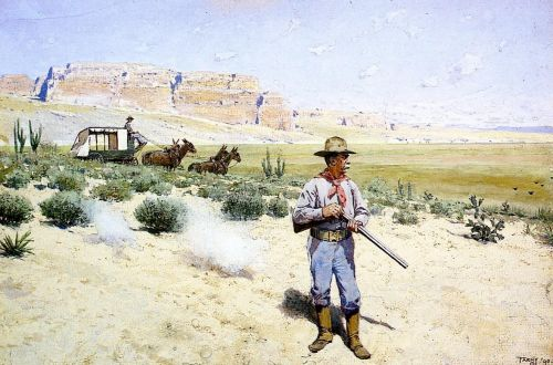 Defending the Stagecoach