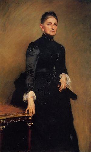 Mrs Adrian Iselin