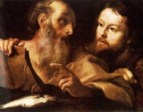 Saint Andrew and Saint Thomas