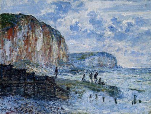 The Cliffs of Les Petites-Dalles