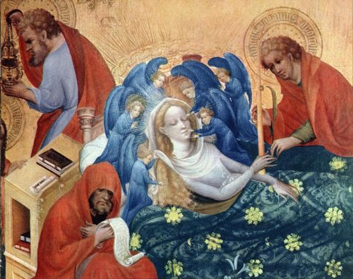 The Death of Mary