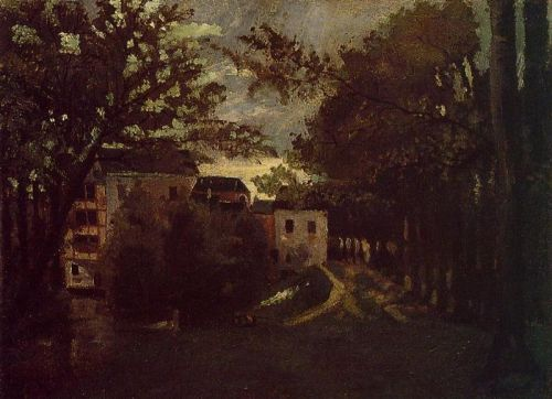 The Mill at La Roche Goyon
