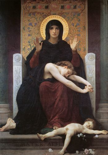 The Virgin of Consolation
