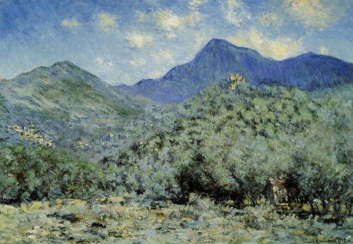 Valle near Bordighera